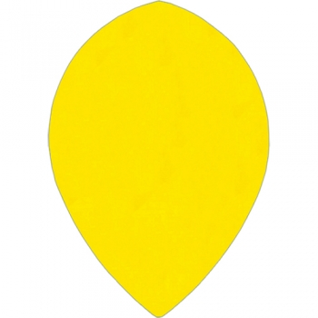 DARTPOINT Poly Plain Yellow Pear