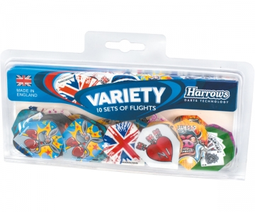 HARROWS Variety Flights Pack